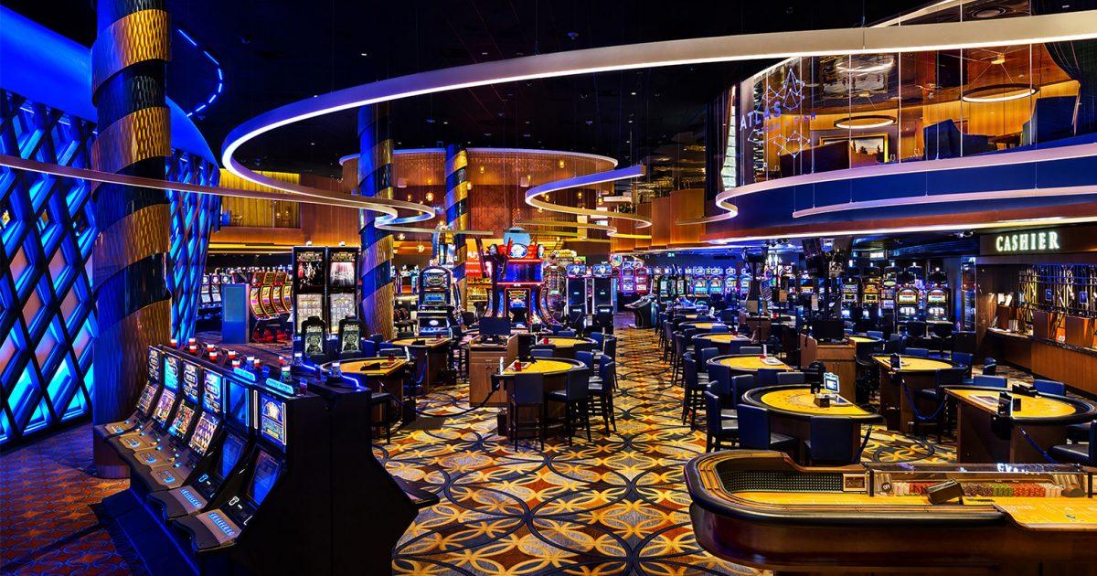 Grand Villa Casino Entertainment
