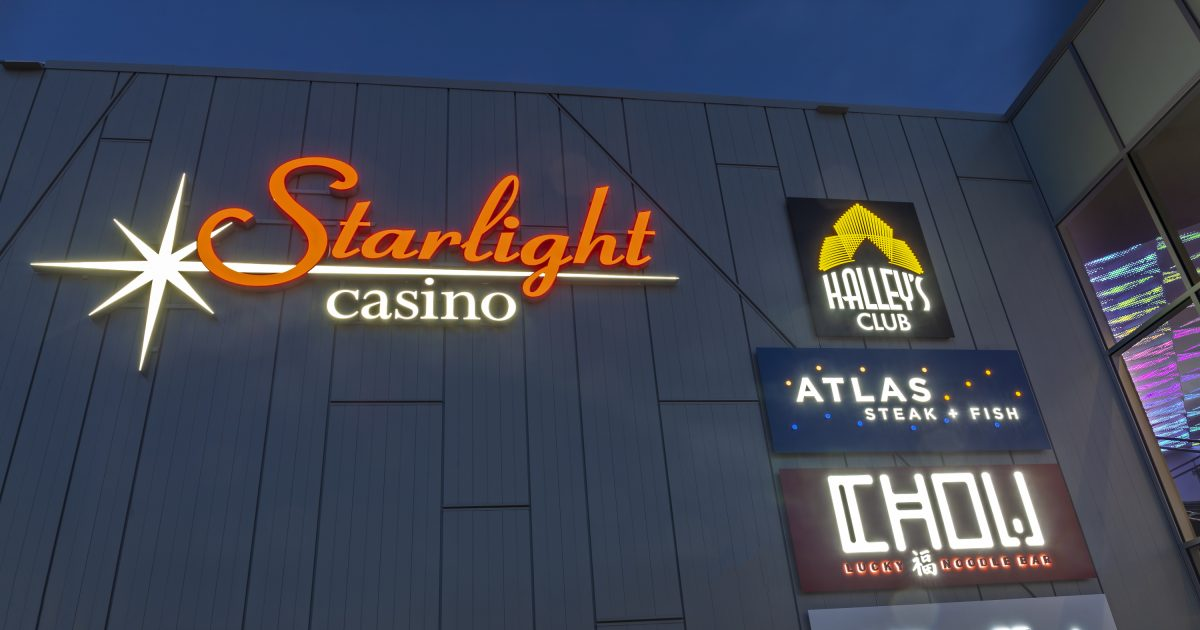 Starlight Casino Address