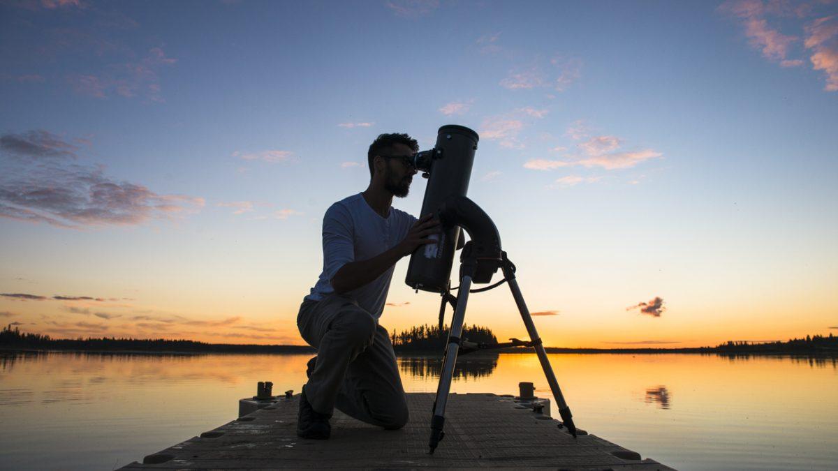 Stargazing | Explore Edmonton