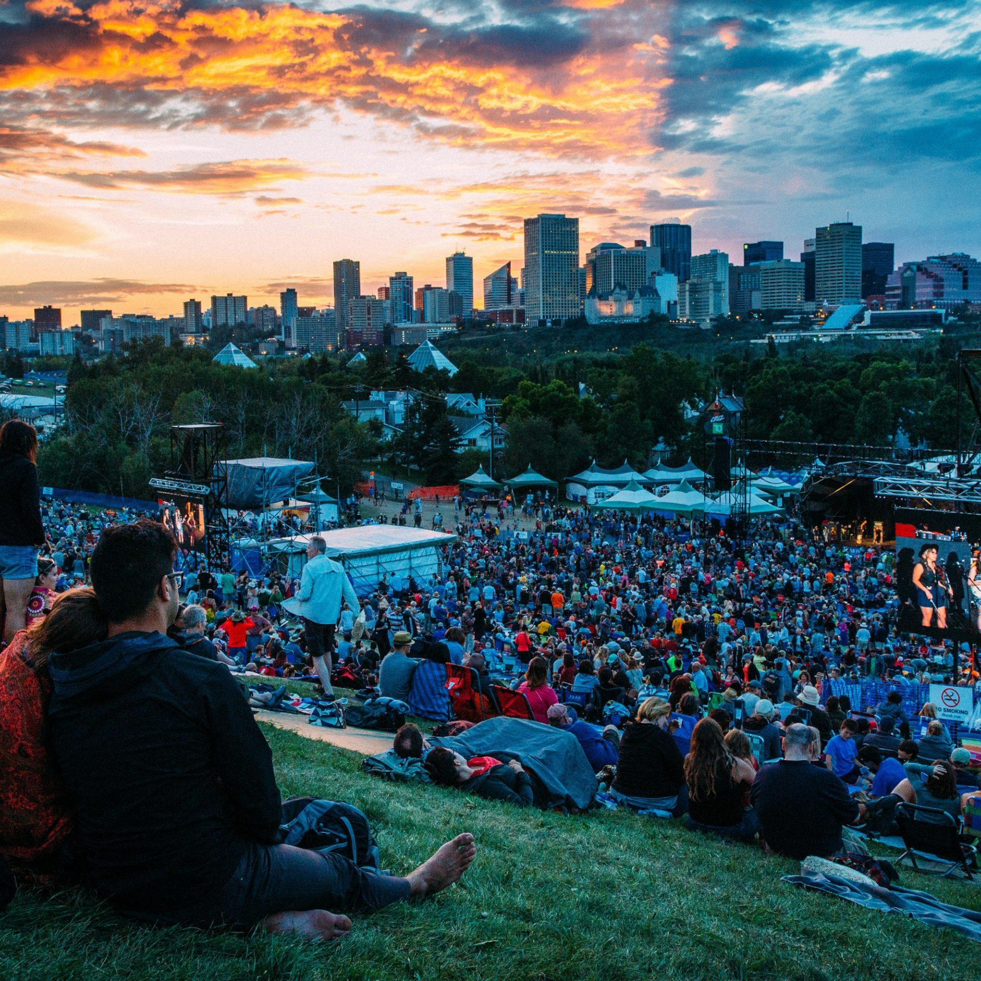 Edmonton Folk Music Festival   Explore Edmonton