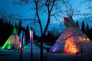 Indigenous experiences at Flying Canoe Festival.