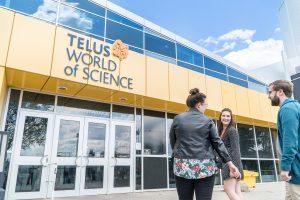Telus World of Science