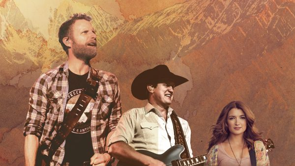 Dierks Bentley at Rogers Place