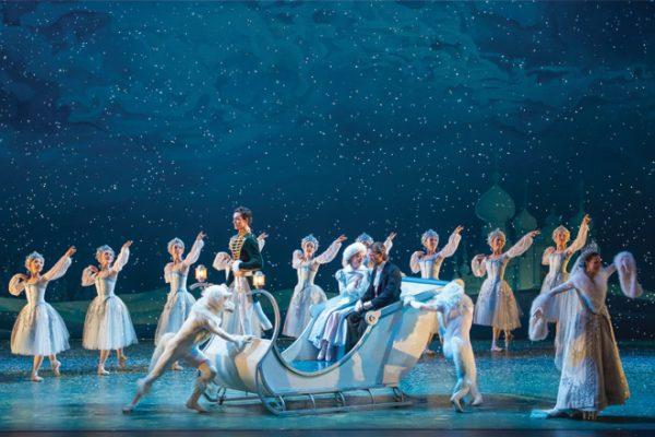 Alberta Ballet performs the Nutcracker