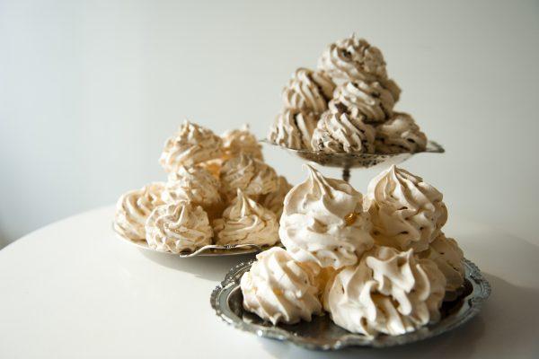 Meringues from Duchess Bake Shop.